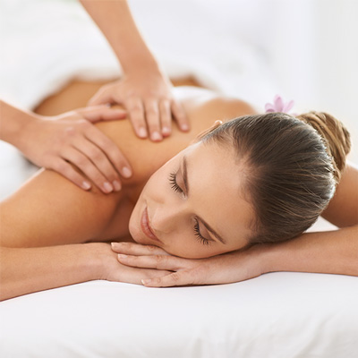 Accent on Image provide a range of massage options, body polish and wraps for ultimate relaxation